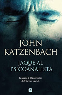 Jaque al psicoanalista. John Katzenbach