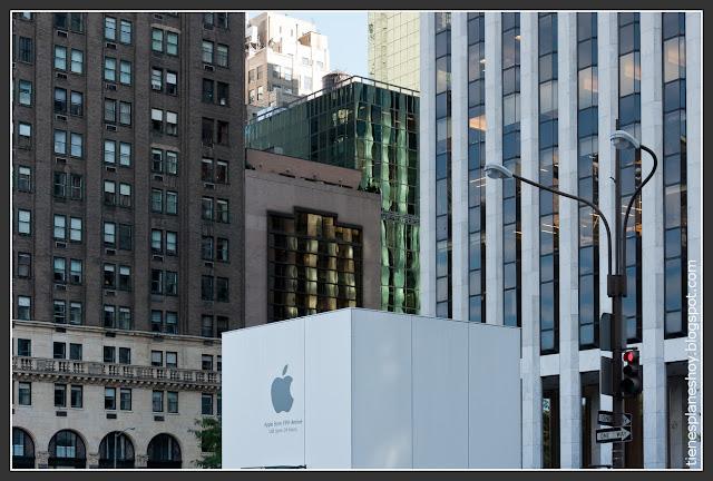 Apple Store en Quinta Avenida