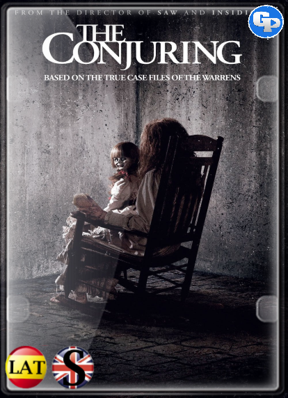El Conjuro (2013) HD 1080P LATINO/INGLES