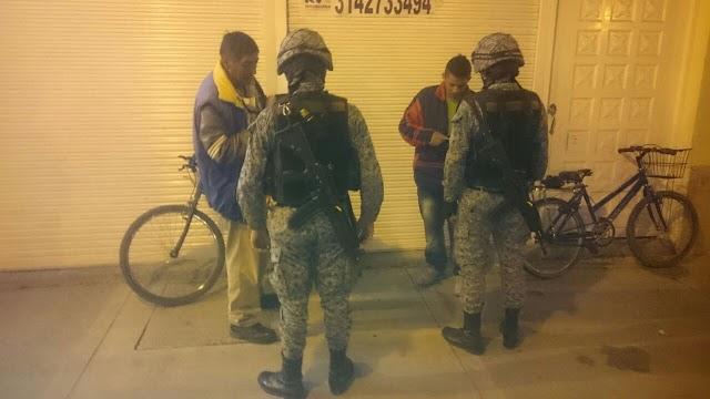 Fuerza Aérea realiza operación de seguridad en el centro de Madrid
