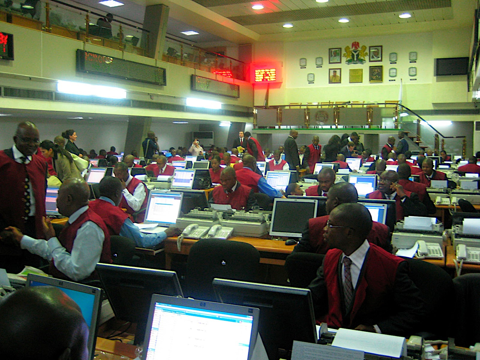 Nigeria Stock Exchange Flies in Spite of Boko Haram With Help From MSCI