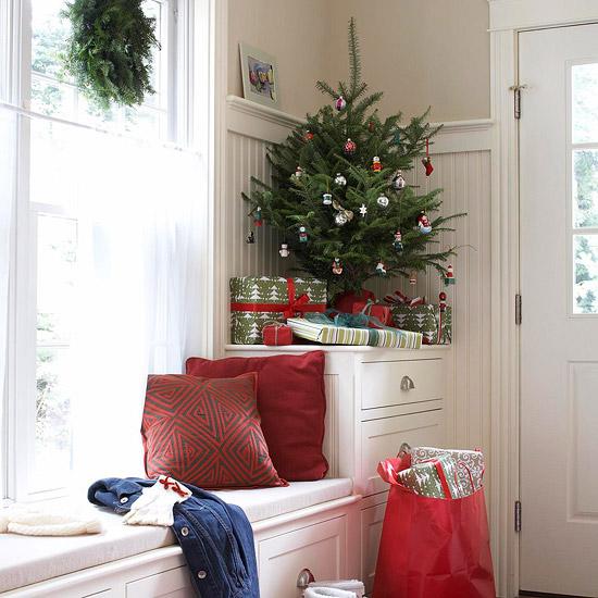 Small Den Room Ideas: GoS: Christmas Tree Inspiration