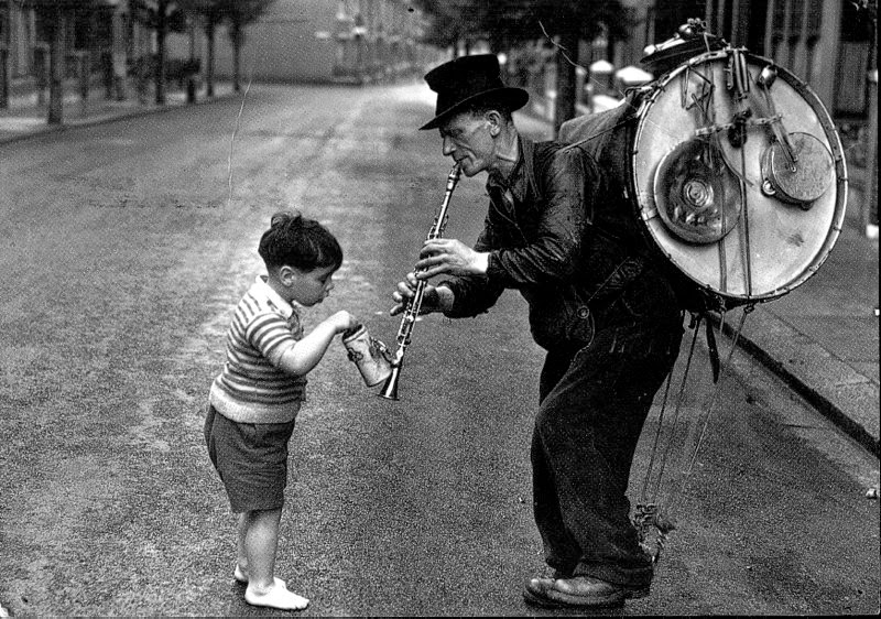 Interesting Vintage Photos Of One Man Bands Vintage Everyday