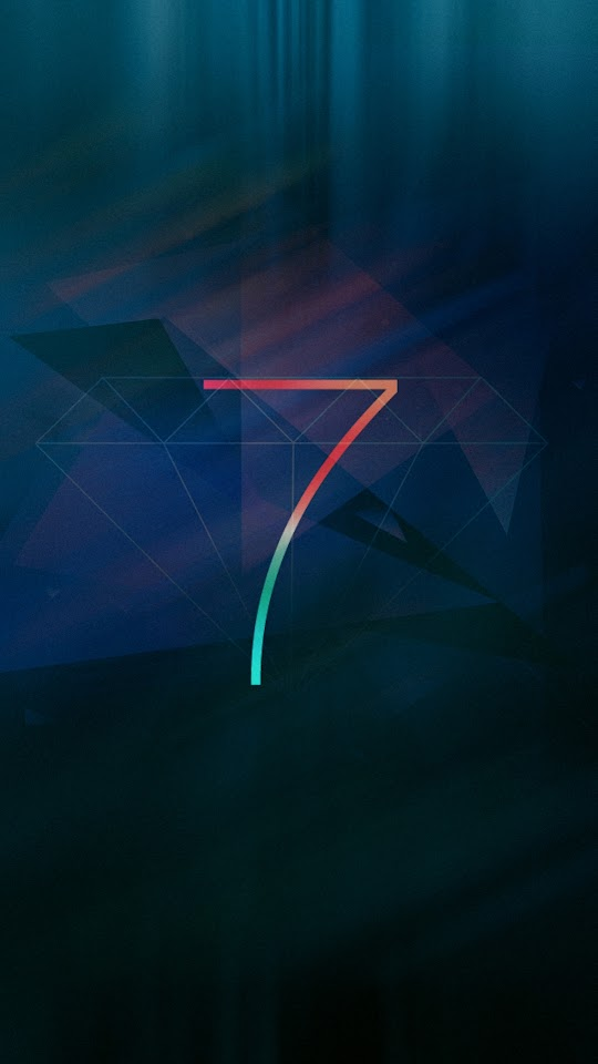 iOS 7  Galaxy Note HD Wallpaper