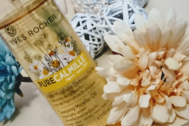 YVES ROCHER Micellar Cleansing Oil