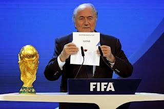 """Rusia 2018 y Qatar 2022 """"OK"""""""