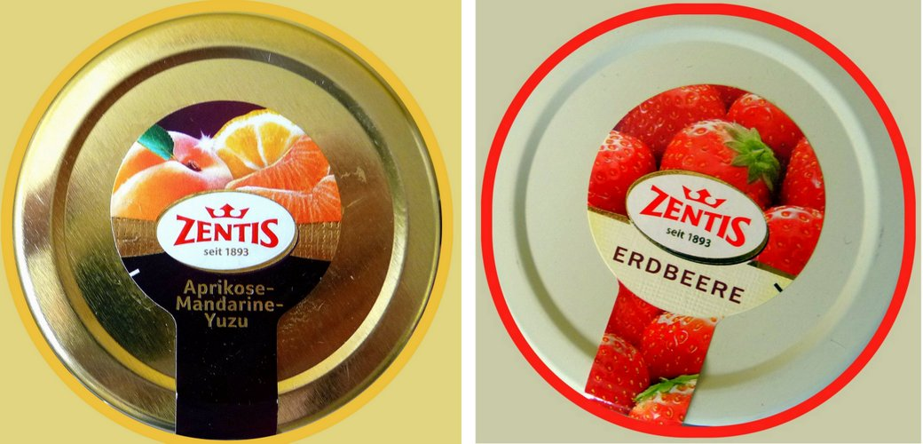Zentis Sonnen Früchte