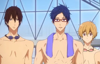 Free!: Dive to the Future – Episódio 02