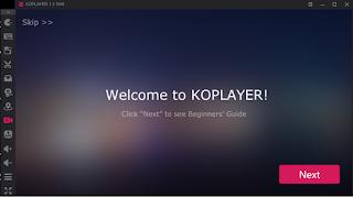 Koplayer Cara Mudah dan Ringan Menjalankan Aplikasi Android Di PC