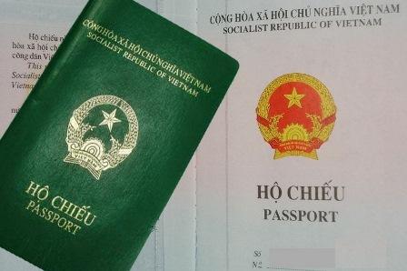 Hộ chiếu Passport Việt Nam