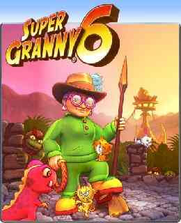 Super Granny 6 wallpapers, screenshots, images, photos, cover, poster