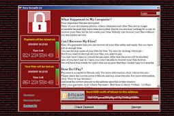 Darurat Ransomware Wannacry, Kenali Cara Penyebarannya, Cara Pencegahannya dan Cara Pemulihannya