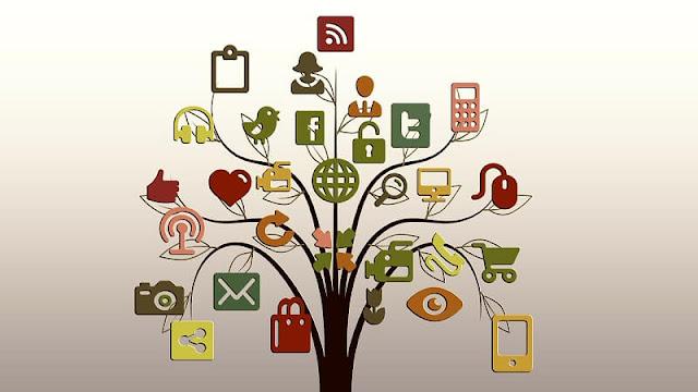 alur penyebaran informasi di era internet