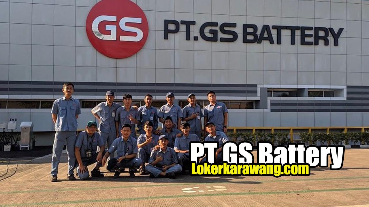 PT GS Battery Karawang
