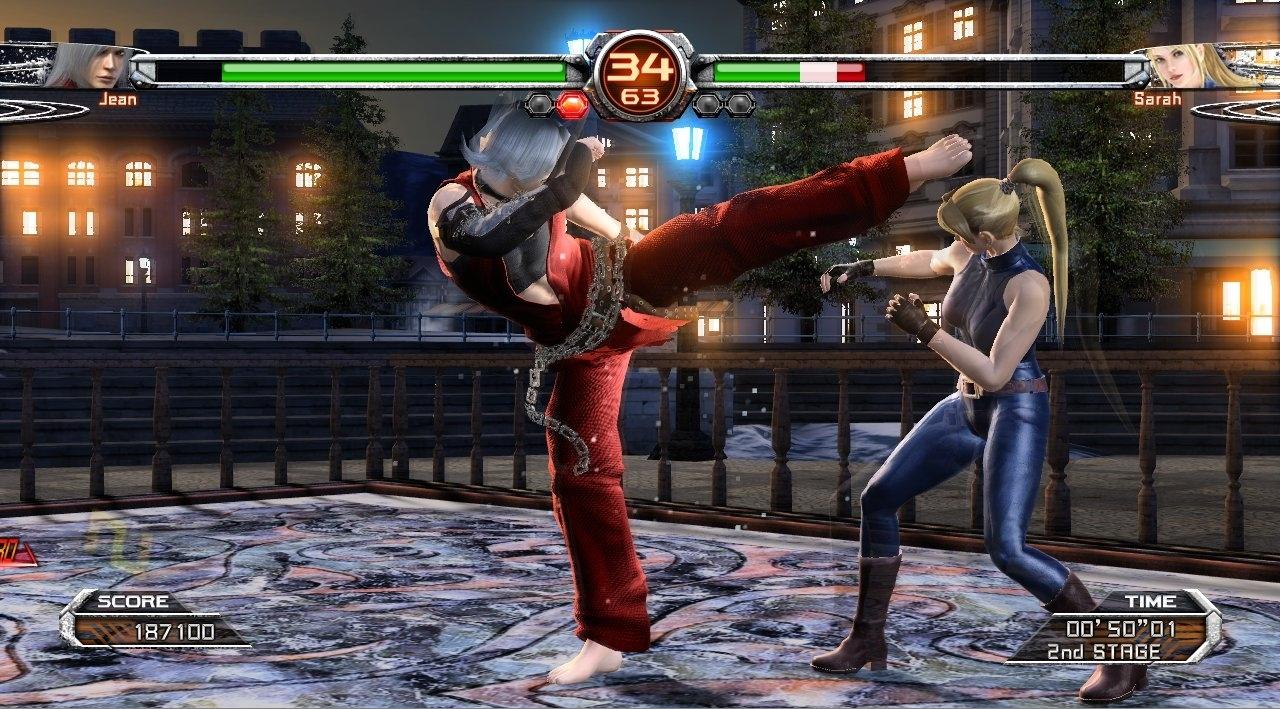 Jogo de luta online