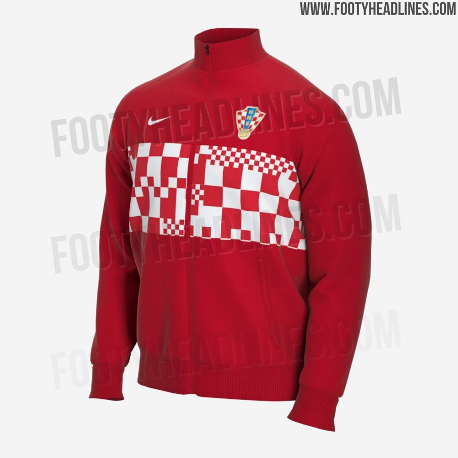 Nike Euro Croatia Kit Leaked Crazy 2020 Design Footy Home BredCxo