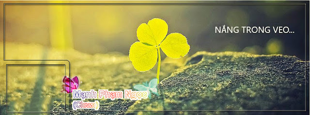 Share 5 PSD Ảnh Bìa Tâm Trạng Phong Cảnh Thiên Nhiên Cho Facebook