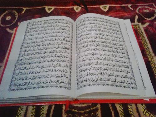 Membaca Surat Al Waqiah, Dapat 5 Juta Rupiah