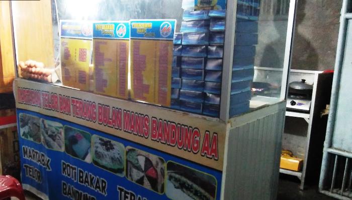 Martabak AA Bandung SIngaraja