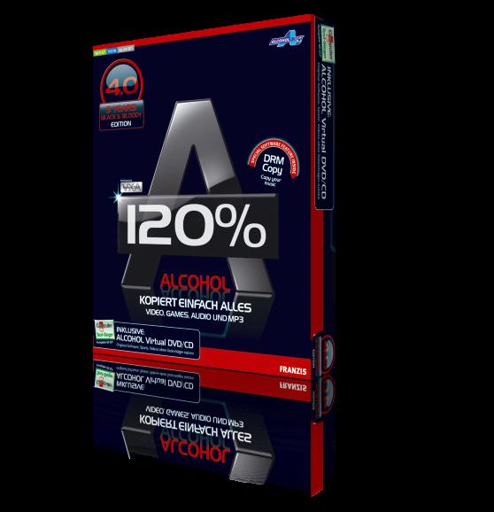 Alcohol 120% 2.0.3.9811 Latest Version + Keygen | Download ...