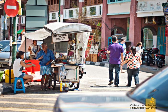 Mee Goreng Georgetown Penang