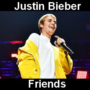 Justin Bieber - Friends chords accordi accords