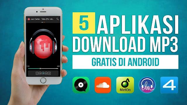 5 Aplikasi Download Lagu Havana dan Banyak Lainnya
