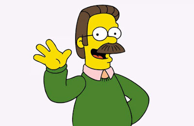 The Simpsons Ned Flanders