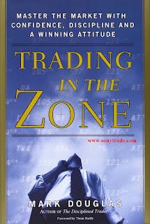 buku belajar investasi Trading in Zone Karya Mark Douglas saham forex valas