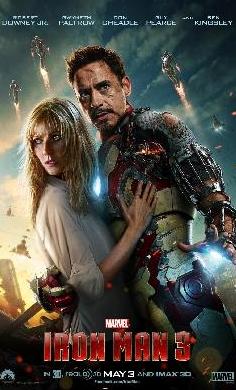 Iron man 3 2013 online