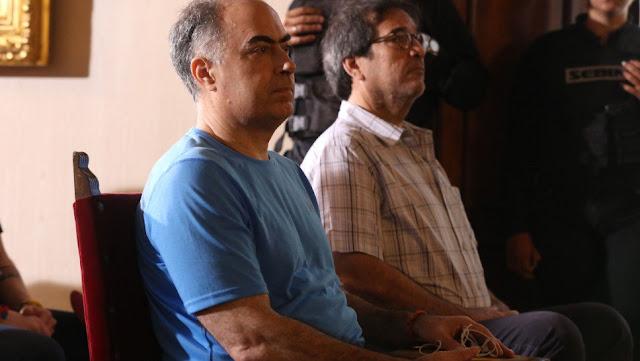 41 presos políticos llevados a la ANC Cubana para terminar de ser humillados