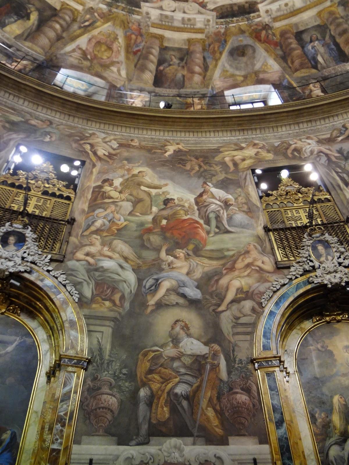 Interior de San Antonio de los Alemanes