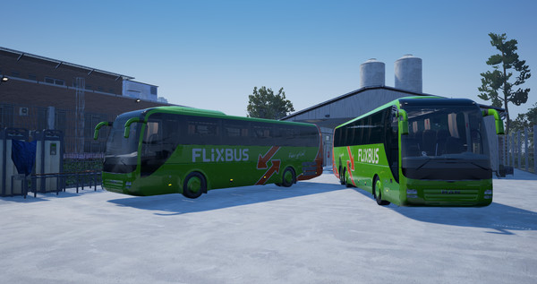 Fernbus Simulator pc full español