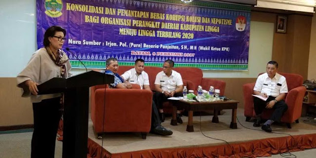 Wow ! KPK Kaji Pengalihan Kasus DPRD ke Kejati Sumut