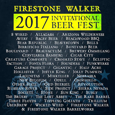 Bamberg é a primeira cervejaria brasileira a participar do Firestone Walker Invitational Beer Fest 2017