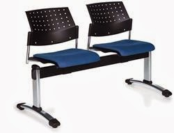 Sonic Beam Seating by Global