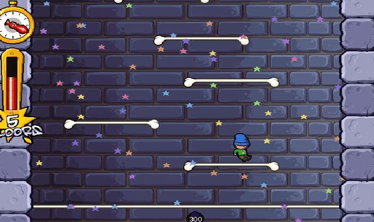 تحميل لعبة الرجل النطاط Icy Tower