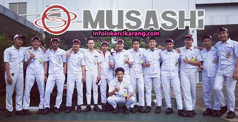 Lowongan Kerja PT. Musashi Auto Parts Indonesia Cikarang Bekasi