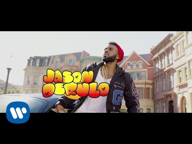 Jason Derulo - Get Ugly [Vídeo]