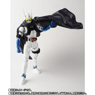 Preview de Kamen Rider Eternal - S.H. Figuarts Tamashii Nations