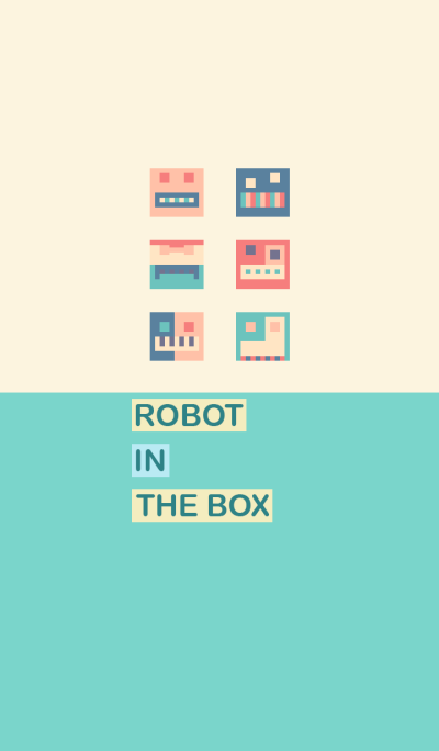 ROBOT IN THE BOX MINT