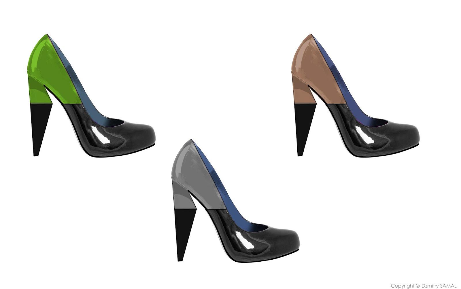 samaldesign womens footwear design ideas