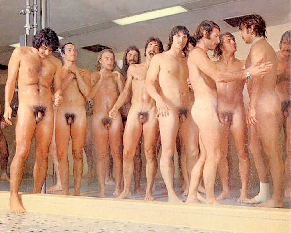 Imitation Of Mink Nude Team Spirit  Men Nude And In The -6770
