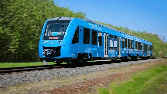 Alemania estrena el primer tren de hidrógeno del mundo