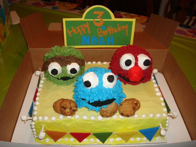 Miracle Birthday Cake