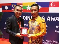 Kader NU Terima Penghargaan Motivator Bisnis Terbaik