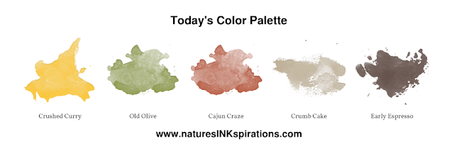 Today's Color Palette | 3rd Thursdays Blog Hop