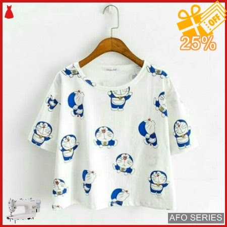AFO128 Model Fashion Doraemon Full Modis Murah BMGShop