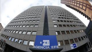Enlace a contenidos publicados en Agencia EFE