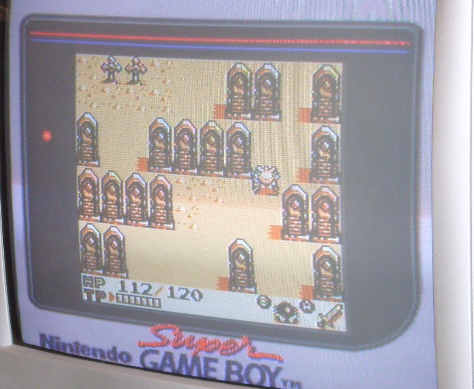 Japanspel Blog: Velious II (Rolan's Curse 2) for Game Boy